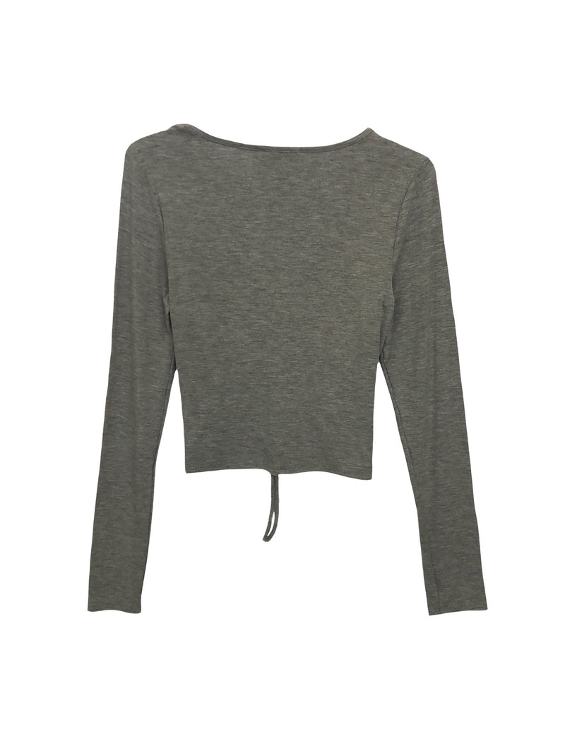 Ruby Top - Gray