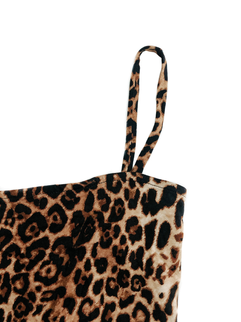 Olympia Co-Order Top - Leopard