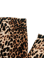 Olympia Co-Order Leggings - Leopard