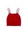 Mathilda Top - Red