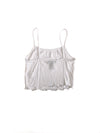 Mathilda Top - White