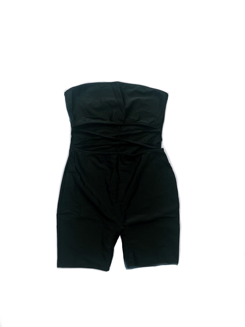 Zoey Jumpsuit - Black