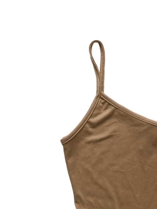 June Bodysuit - Beige
