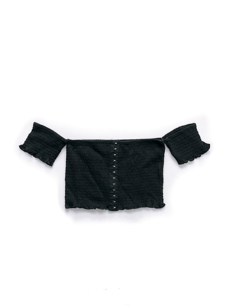 Polina Top - Black