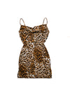 Yaya dress - Leopard