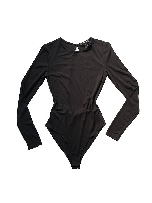 Averie Bodysuit - Black