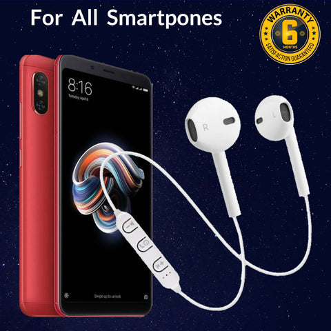 Bluetooth Headphones  Ear Wireless Earphones