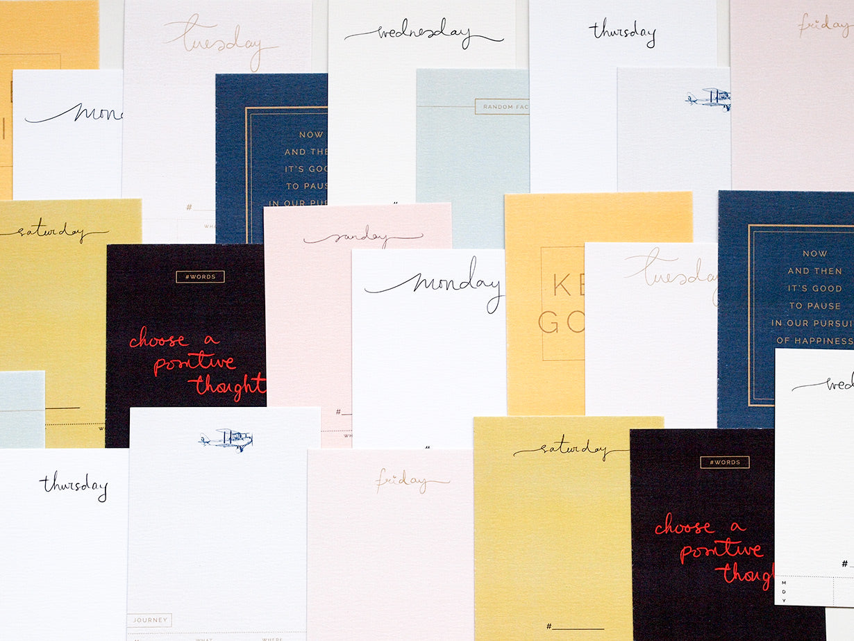 blinksoflife project life story journaling cards