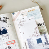 Sticky Memo Mini Notepad No. 1