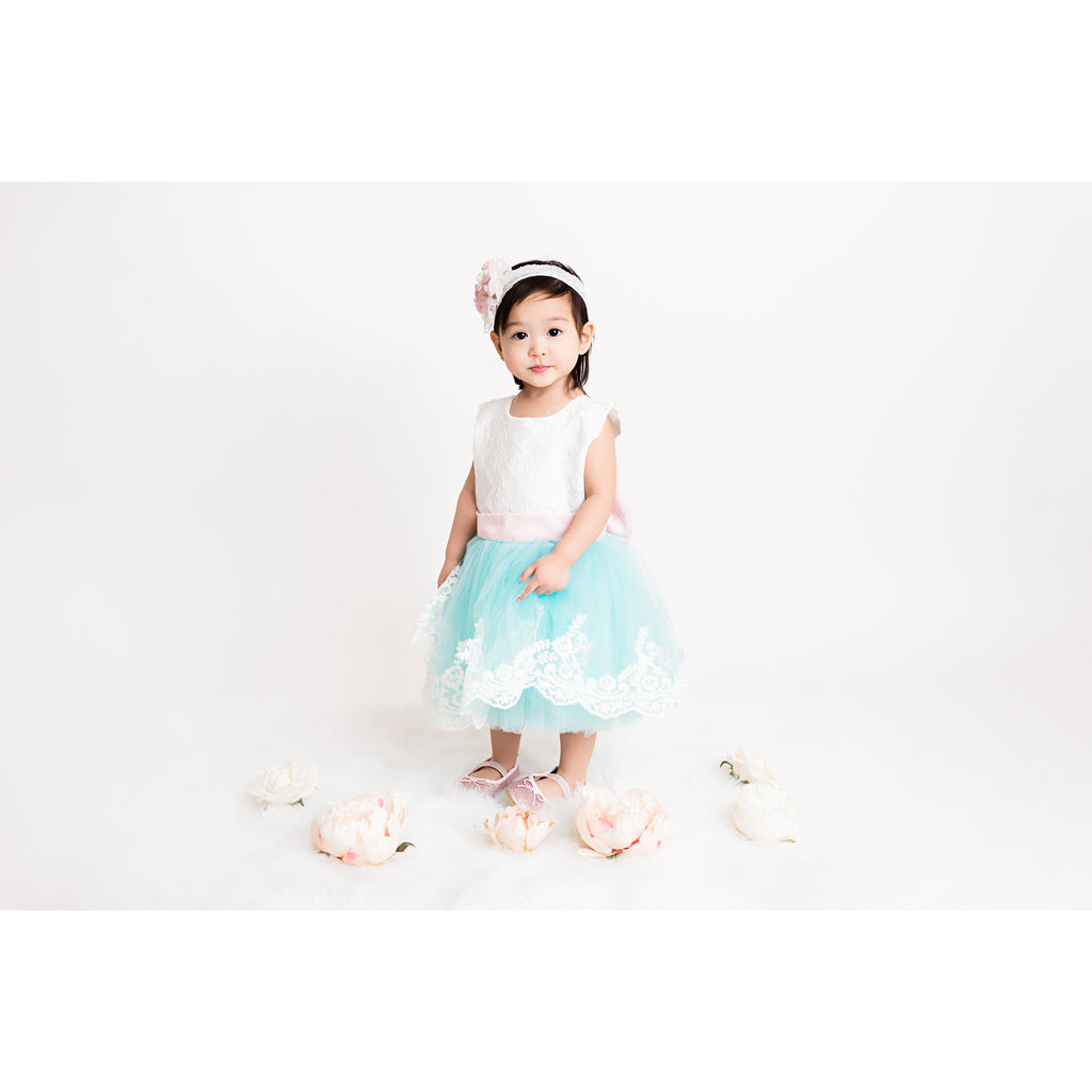 Princess Amara Girls Dress - Little Adora and Company