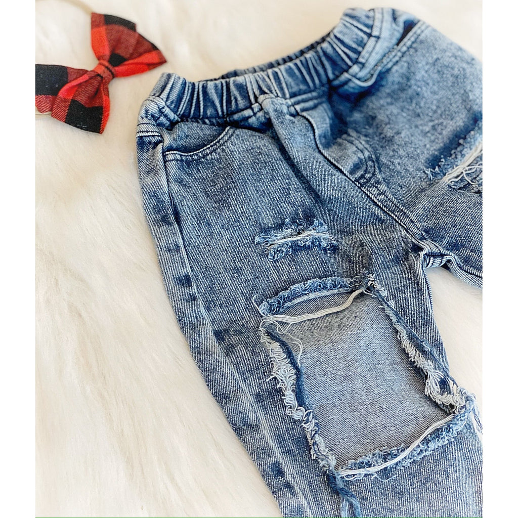 PREORDER The Perfect BoyFriend Jeans - Little Adora and Company