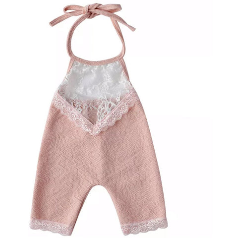 Kiana Baby Girl Jumpsuit - Little Adora and Company