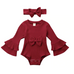 PRE ORDER Ohh La La Baby Girl  Romper - Little Adora and Company