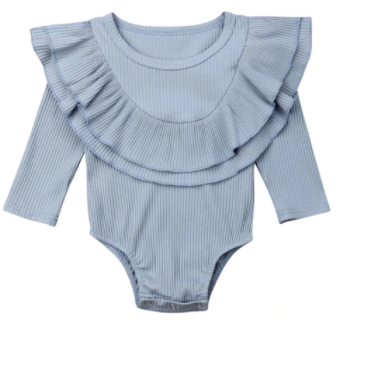 PREORDER Carmela Baby Girl Bodysuit - Little Adora and Company