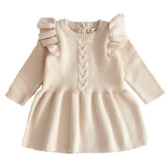 PREORDER Adley Baby Girl Dress - Little Adora and Company