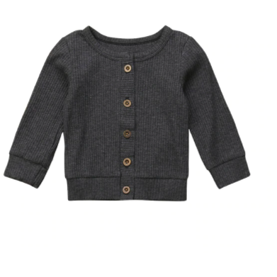 PREORDER Cutie Pie Baby Girl Cardigan - Little Adora and Company