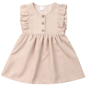 PRE ORDER Tinsley Baby Girl Dress - Little Adora and Company