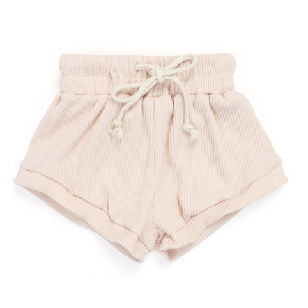 Just Neutral Baby Girl Short Set - Little Adora and Company