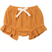 PREORDER Cora Ruffle Baby Girl Shorts - Little Adora and Company