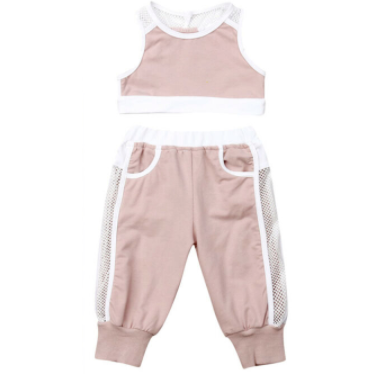 PRE ORDER Oh So Sporty Tracksuit - Little Adora and Company