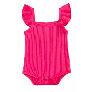 PREORDER Miss Frills Baby Girl Romper - Little Adora and Company