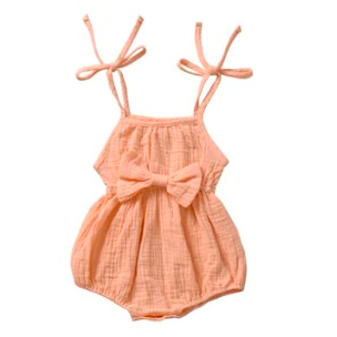 PRE ORDER Yara Baby Girl Romper - Little Adora and Company
