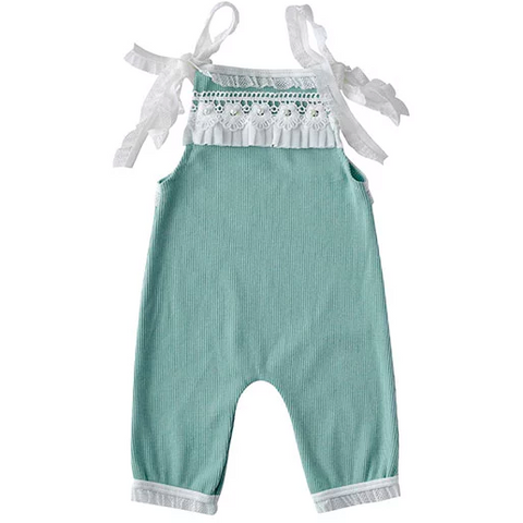 Brielle Baby Girl JumpSuit - Little Adora and Company