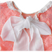 Opal NewBorn Baby Girl Romper In Pink - Little Adora and Company
