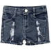 PRE ORDER My Little Denim Shorts - Little Adora and Company