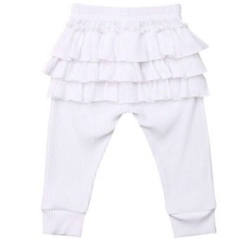 PRE ORDER All Those Ruffles Baby Girl Pants - Little Adora and Company