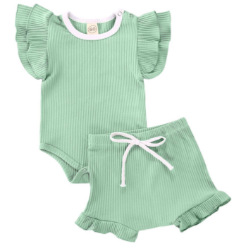PRE ORDER Piper Baby Girl Outfit - Little Adora and Company