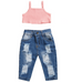 PRE ORDER Weekend Girls Outfit - Little Adora and Company
