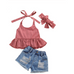 PRE ORDER Miss Brooklyn Baby Girl Outfit - Little Adora and Company