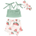 PRE ORDER WaterMelon Sugar Baby Girl Outfit - Little Adora and Company
