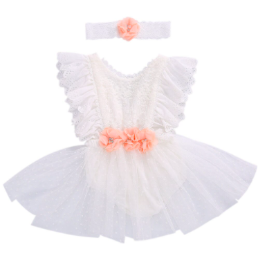 PRE ORDER Princes Amelia TuTu Romper - Little Adora and Company
