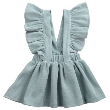 PRE ORDER Brittney Ruffle Dress