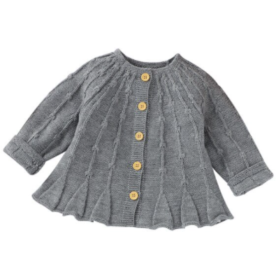 PRE ORDER Oh So Cozy Baby Girl Cardigan