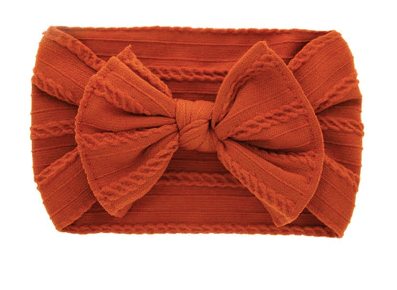 PRE ORDER Super Stretch Bow Headband