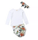 PRE ORDER Floral Princess Outfit