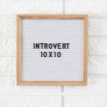 Introvert - White