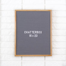 Chatterbox - Grey
