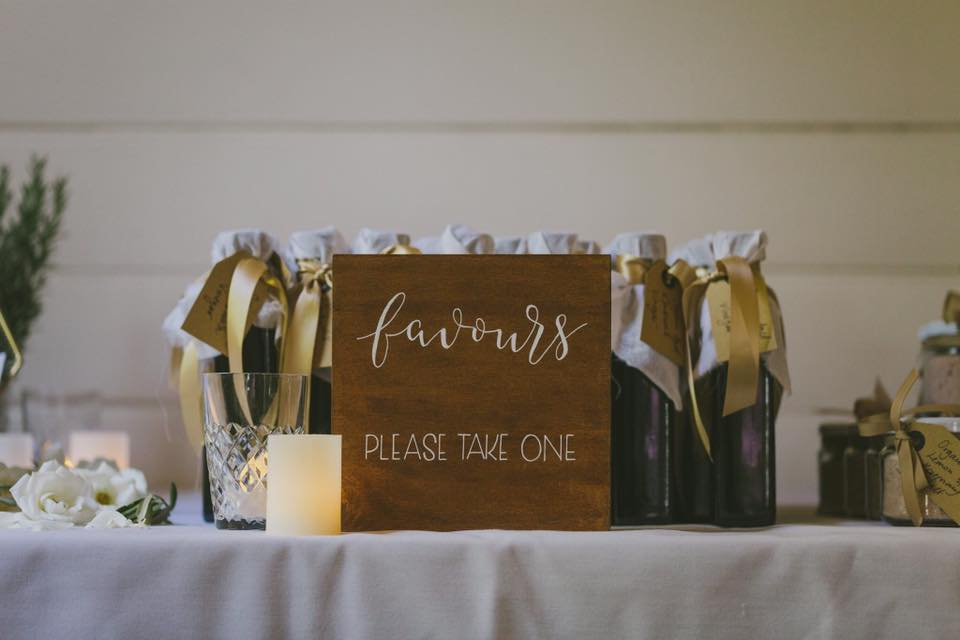 Wedding and Event Signage Workshop