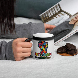 Matte Black Magic Mug - Hard Reset Printing