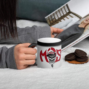 MOS Matte Black Magic Mug - Hard Reset Printing