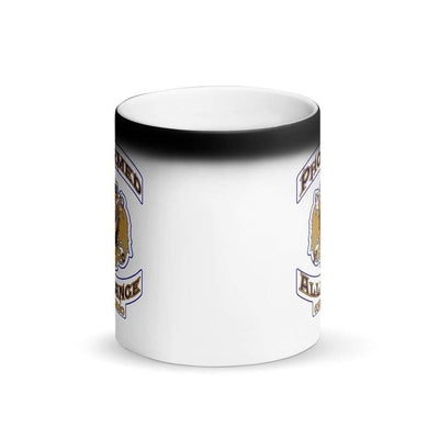 P.H. Matte Black Magic Mug - Hard Reset Printing