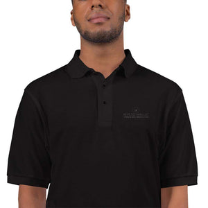 Keys To Win, LLC Premium Polo - Hard Reset Printing