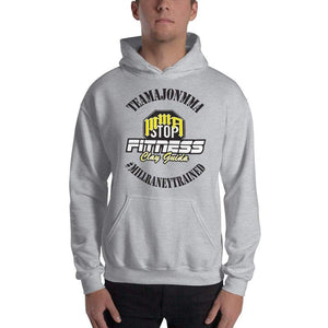 TEAM Ajon Dandridge Jr MMA - Hard Reset Printing
