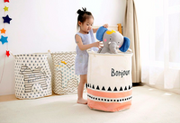 kid room storage organized home