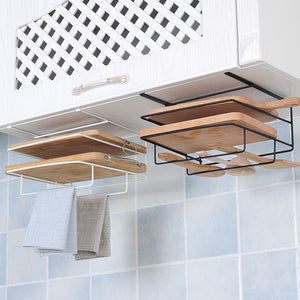 3 Tiers Kitchen Metal Storage Rack