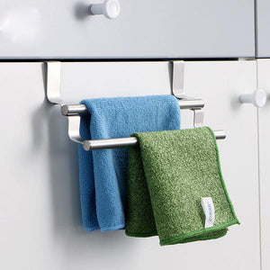 Stainless Cabinet Towel Rack